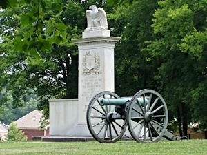 Tupelo National Battlefield Monument