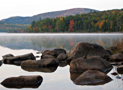 Photo of Acadia National Park in Maine