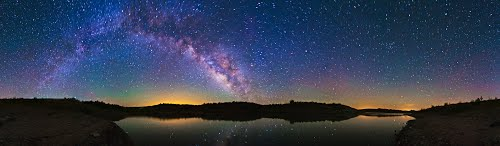 Alamo Lake State Park night sky