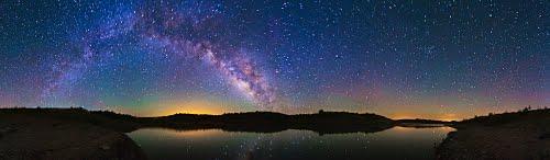 Alamo Lake State Park night sky