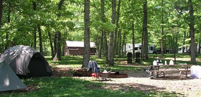 Shenandoah National Park Campgrounds