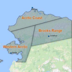 Alaska Far North Map
